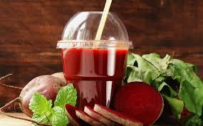 فوائد عصير البنجر