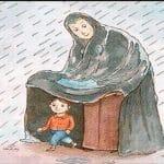 تعبير عن فضل الأم