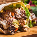 طريقة عمل الشاورما اللحم السورية