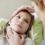 علاج التهاب الحلق والزكام للحامل