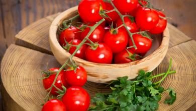 Photo of أهم فوائد الطماطم الكرزية لصحة الجسم