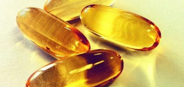 كبسولات اوميجا 3 بلس لزيادة الوزن