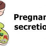 افرازات بداية الحمل كيف شكلها  - ما هي إفرازات بداية الحمل ؟