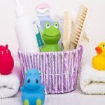 أدوات النظافة الشخصية للأطفال