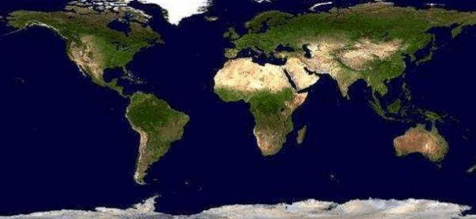 ما هي قارات العالم الجديد