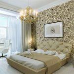 اختيار ورق جدران غرف نوم