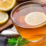 فوائد الشاي بالليمون للتخلص من السمنة والدهون الزائدة