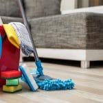 طريقة تنظيف البيت بدون تعب