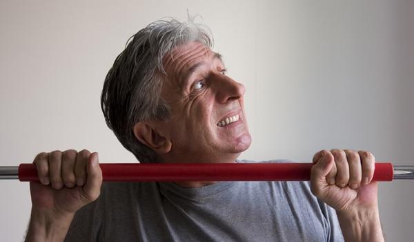 كيف أحافظ على صحتي بعد سن الأربعين