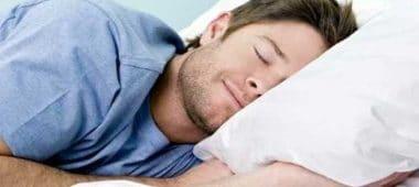 كيف انام بسرعة من غير تفكير