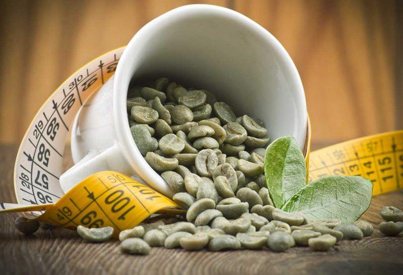 فوائد شوب القهوة الخضراء على الريق