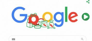 الألعاب في شعارات Google المبتكرة
