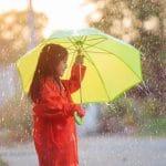 تفسير حلم المطر للعزباء