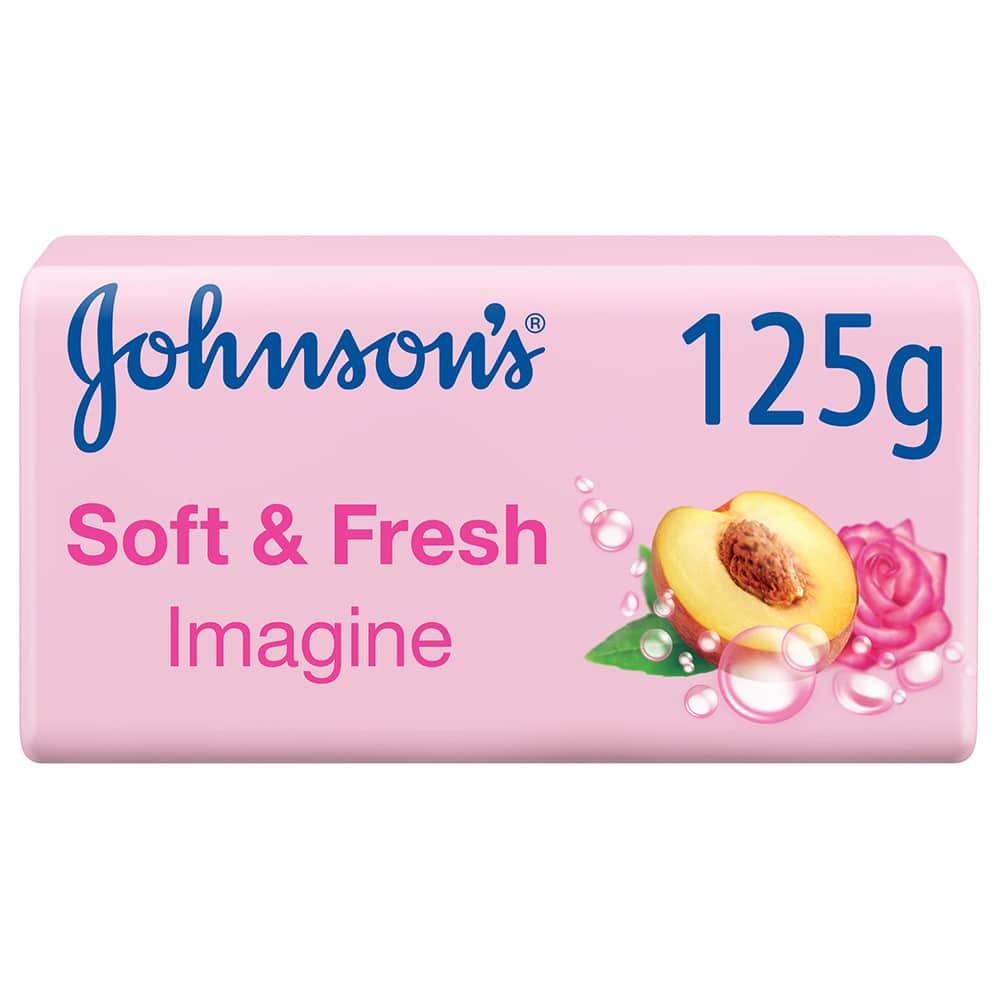 صابون جونسون للبشرة الدهنية