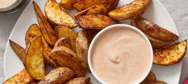طريقة عمل البطاطس المحمرة بالتوابل