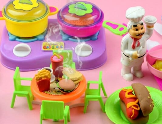 العاب اطفال طبخ