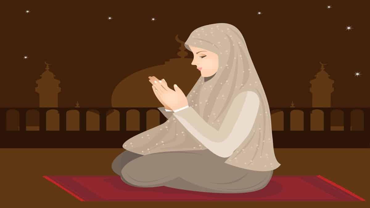 تفسير رؤية النساء في المسجد