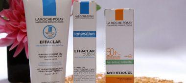 منتجات لاروش بوزية للبشرة المختلطة