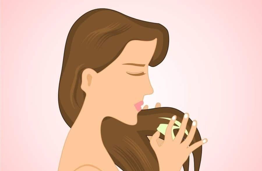 كريم لتنعيم الشعر من الصيدليه