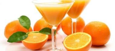 طريقة عمل عصير قشر البرتقال