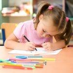 تعليم الأطفال الرسم بالخطوات
