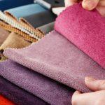 أنواع الأقمشة واستخدامتها للفساتين و أنواع القماش الكريب