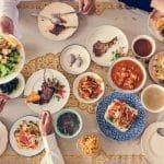 جدول اكلات رمضان 30 يوم 2021