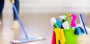 جدول تنظيف البيت قبل رمضان