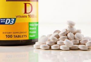 فوائد فيتامين D3 للجنس
