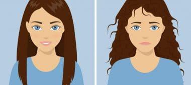 كريمات فرد الشعر